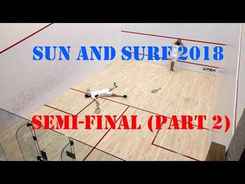 Semi-Final Highlights - Toth vs. Picken - Part 2 - Jericho Sun & Surf 2018