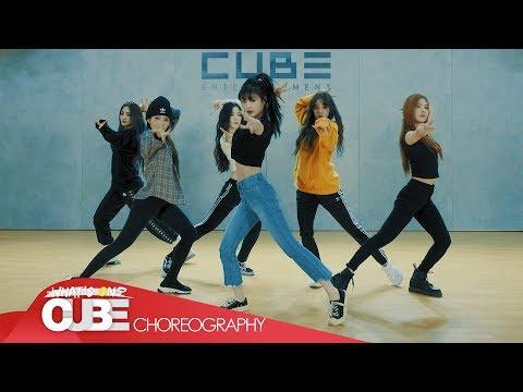 (여자)아이들((G)I-DLE) - 'Senorita' (Choreography Practice Video) - Thời lượng: 3 phút, 22 giây.