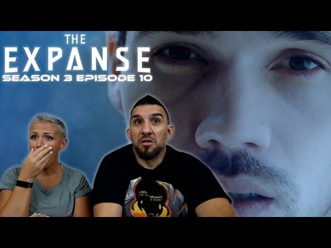 The Expanse Season 3 Episode 10 'Dandelion Sky' REACTION!!
