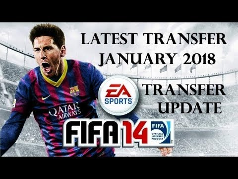 FIFA 14 PC Latest Transfer Update January 2018 Download-Mediafire Link Career Mode Working