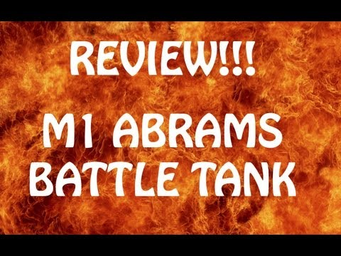 M-1 Abrams Battle Tank Megadrive