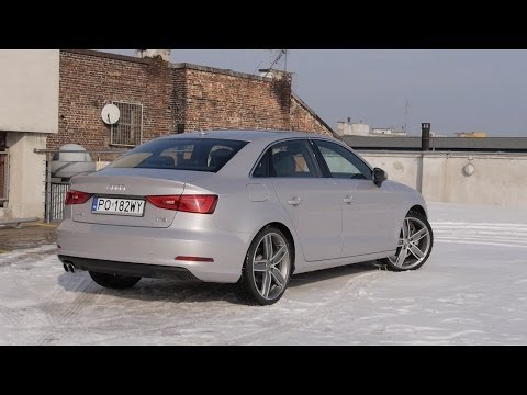 (ENG) Audi A3 Saloon/Limousine 1.8 TFSI S tronic – Test Drive and Review