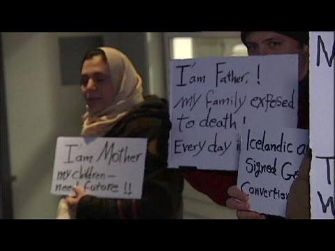 Η Ισλανδία ανοίγει την αγκαλιά της στους Σύρους πρόσφυγες