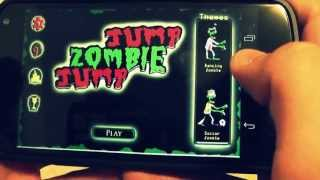 Jump Zombie Jump YouTube video