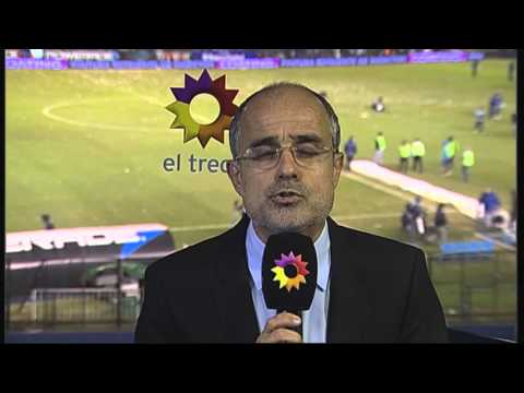 El análisis de Daniel Arcucci. Racing 0 - Independiente 0. Fecha 12. Primera División 2016.