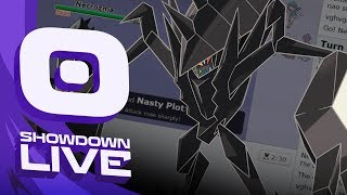 LET'S HOP INTO NU WITH NECROZMA Pokemon Sun & Moon! Nu Showdown Live w/PokeaimMD by PokeaimMD