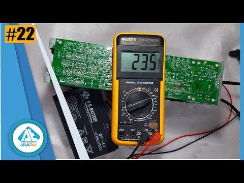 مايجب معرفته حول جهاز Onduleur لتحويل التيارالكهربائي من 12 الى 220 فولت