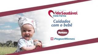 Vida Saudável Cuidados com o bebê