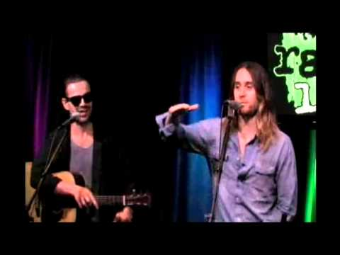 Thirty Seconds To Mars - Live @ Radio 1045 Studio Session 9.29.2013 (Complete)
