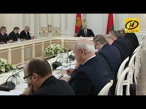 Лукашенко о импортном пиве