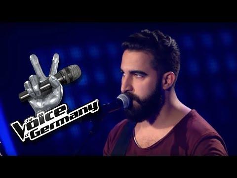 Diamonds - Rihanna | Ruben Dimitri | The Voice of Germany 2016 | Blind Audition (видео)