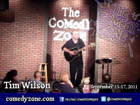 Tim Wilson - Comedy Zone JAX