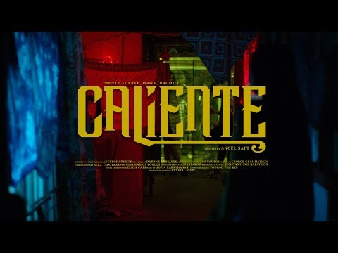 Mente Fuerte, Hawk, Baghdad - Caliente (Official Music Video 4K)