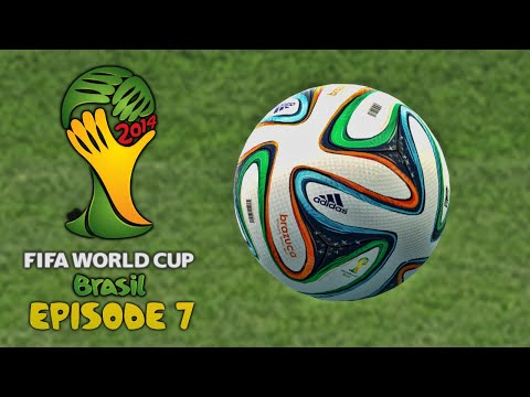 FIFA World Cup 2014: Episode 7 - GOAL OF THE TOURNAMENT! (PES 2013)