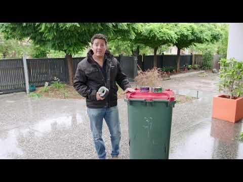 Duct Tape Bin Fix | The Home Team S5 E17