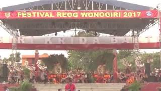 Download Lagu Reog SMK Purwantoro Dalam Festival Reog Wonogiri 2017 Bagian 1 Mp3