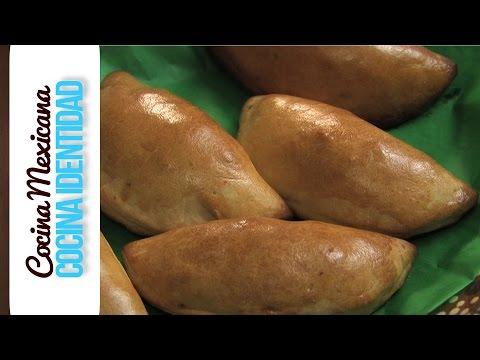 Antojitos Mexicanos: ¿Cómo hacer empanadas rellenas? Yuri de Gortari