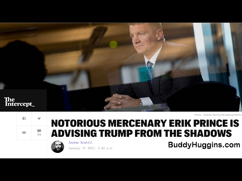 Is Erik Prince Is Advising Trump From the Shadows?