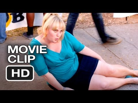 Pitch Perfect Movie CLIP - Recruiting Fat Amy (2012) - Anna Kendrick, Brittany Snow Movie Video