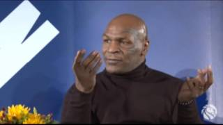 Amazing Mike Tyson Interview about his Book