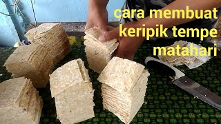 Video cara membuat keripik tempe MP3, 3GP, MP4, WEBM, AVI, FLV Desember 2018