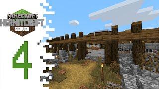 Hermitcraft (Minecraft) - EP04 - Cornering It