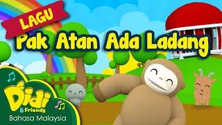 Video Lagu Kanak Kanak | Pak Atan Ada Ladang | Didi & Friends MP3, 3GP, MP4, WEBM, AVI, FLV Februari 2018