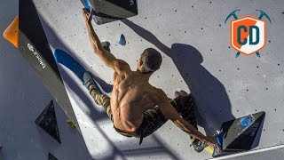 Rustam Gelmanov Looking Strong At La Sportiva Legends Only | Climbing Daily Ep.846 by EpicTV Climbing Daily