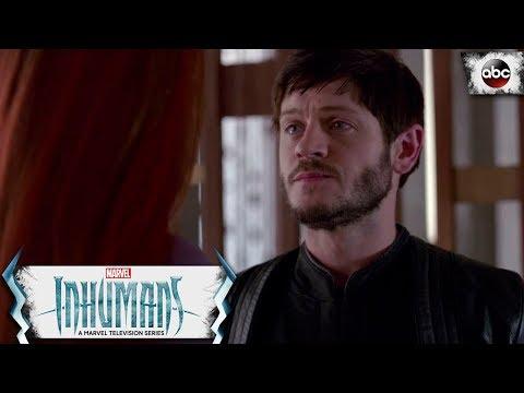 Marvel's Inhumans (Teaser 'Maximus Confronts Medusa')