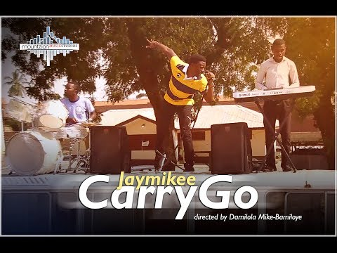 Jaymikee - Carry Go music video (Mount Zion Music Studios)