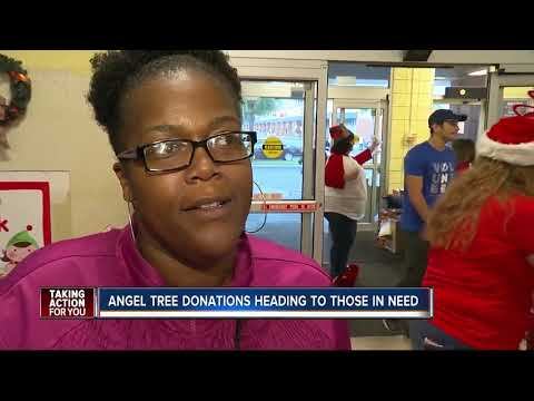 Angel Tree 2017: Helping childen in need