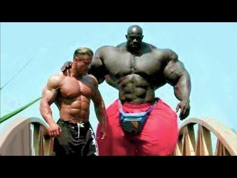 Những vận động viên thể hình có cơ bắp khủng nhất thế giới