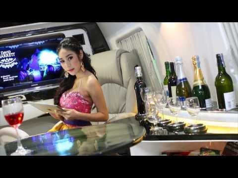รถตู้แต่งสวย VIP หนึ่งในผู้นำวงการตกแต่งรถตู้มืออาชีพ - Limo Lounge