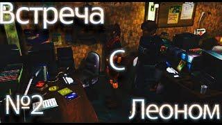Resident Evil 2 Клер Редфилд Сценарий B #2 Встреча с Леоном