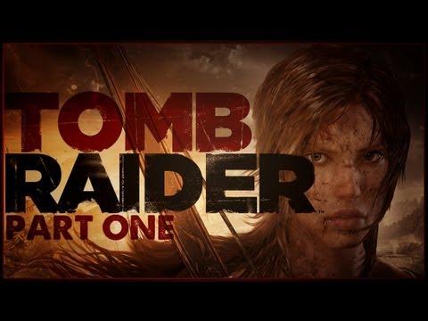 Let's Play Tomb Raider | #1 - Poor Lara.
