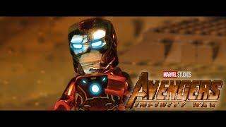 Video AVENGERS: Infinity War Official Trailer in LEGO! MP3, 3GP, MP4, WEBM, AVI, FLV Desember 2017