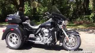 10. New 2015 Harley Davidson Trike Tri Glide Motorcycles for sale
