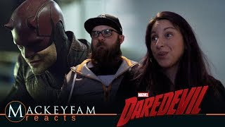Marvel's Daredevil: Season 3 | Official Trailer- REACTION and REVIEW!!!