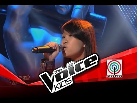 "The Voice Kids Philippines Blind Audition ""Halo"" by Angel"