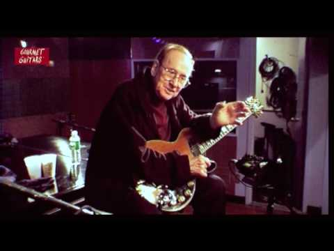 Les Paul – Story of the invention of the electric guitar – Interview