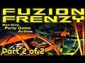 Let s Play: Fuzion Frenzy Part 2 Of 2 xbox With 3 Playe