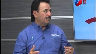 Gastélum habla en VISE del arranque de su campaña 1/2