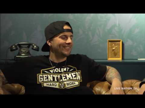 M.Shadows & Syn Gates Talk About The First Show With Brooks Wackerman