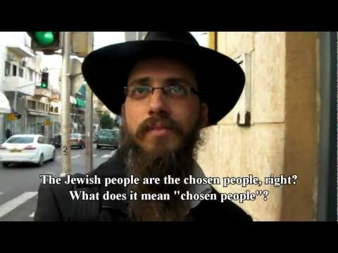 Jews - http://www.youtube.com/playlist?list=PLA66B966BE0047599 http://www.wix.com/coreygilshuster/understandconflict Want to know what Israelis and Palestinians in ...