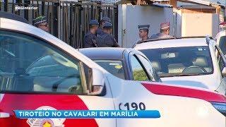 Homem é baleado durante abordagem policial em Marília