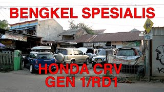 Video Bengkel Spesialis Honda CRV Gen1/RD1 #SEKUTOMOTIF MP3, 3GP, MP4, WEBM, AVI, FLV Mei 2019