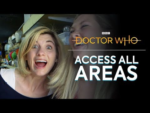 Episode 1 | Access All Areas | Doctor Who