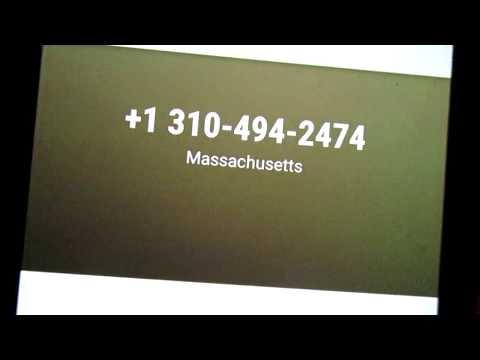 (310)  494- 2474  calls again STUDENT LOANS