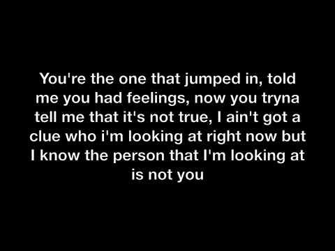 I Just Wanna Know- NF Lyrics