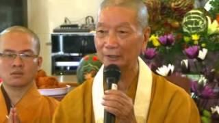 VÍA PHẬT A DI ĐÀ - HT THÍCH TRÍ QUẢNG thuyết giảng ngày 11.12.2011 (MS 54/2011)